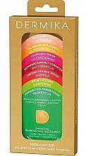 Voňavky, Parfémy, kozmetika Sada masiek pre každý deň v týždni - Dermika Seven Wishes (7 x 3 ml)