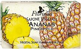 """Voňavky, Parfémy, kozmetika Prírodné mydlo """"Ananás"""" - Florinda Pineapple Natural Soap"""