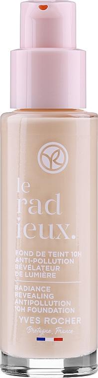 """Make-up """"Detox a žiarenie"""" - Yves Rocher"""