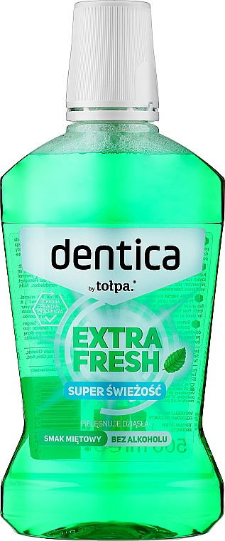 Ústna voda - Dentica Dental Protection Mint Fresh