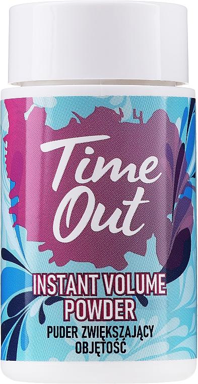 Púder na objem vlasov - Time Out Instant Volume Powder