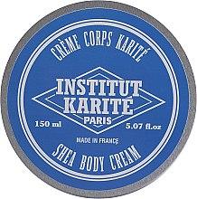 Voňavky, Parfémy, kozmetika Krém na telo - Institut Karite Milk Cream Shea Body Cream