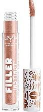 Voňavky, Parfémy, kozmetika Výplň pier - NYX Professional Filler Instinct Plumping Lip Polish