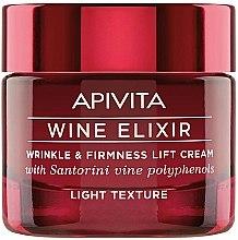 Voňavky, Parfémy, kozmetika Liftingový krém proti vráskam - Apivita Wine Elixir Cream
