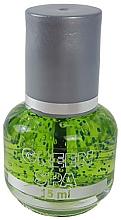 Voňavky, Parfémy, kozmetika Gél na nechty - Silcare Green Spa Gel