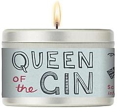 Voňavky, Parfémy, kozmetika Vonná sviečka - Bath House Queen Of The Gin Juniper Gin Scented Candle