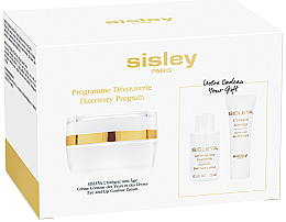 Voňavky, Parfémy, kozmetika Sada - Sisleya L'Integral Anti-Age Eye And Lip Contour Cream Set (cr/4ml + lot/15ml + cr/lip/eye/15ml)