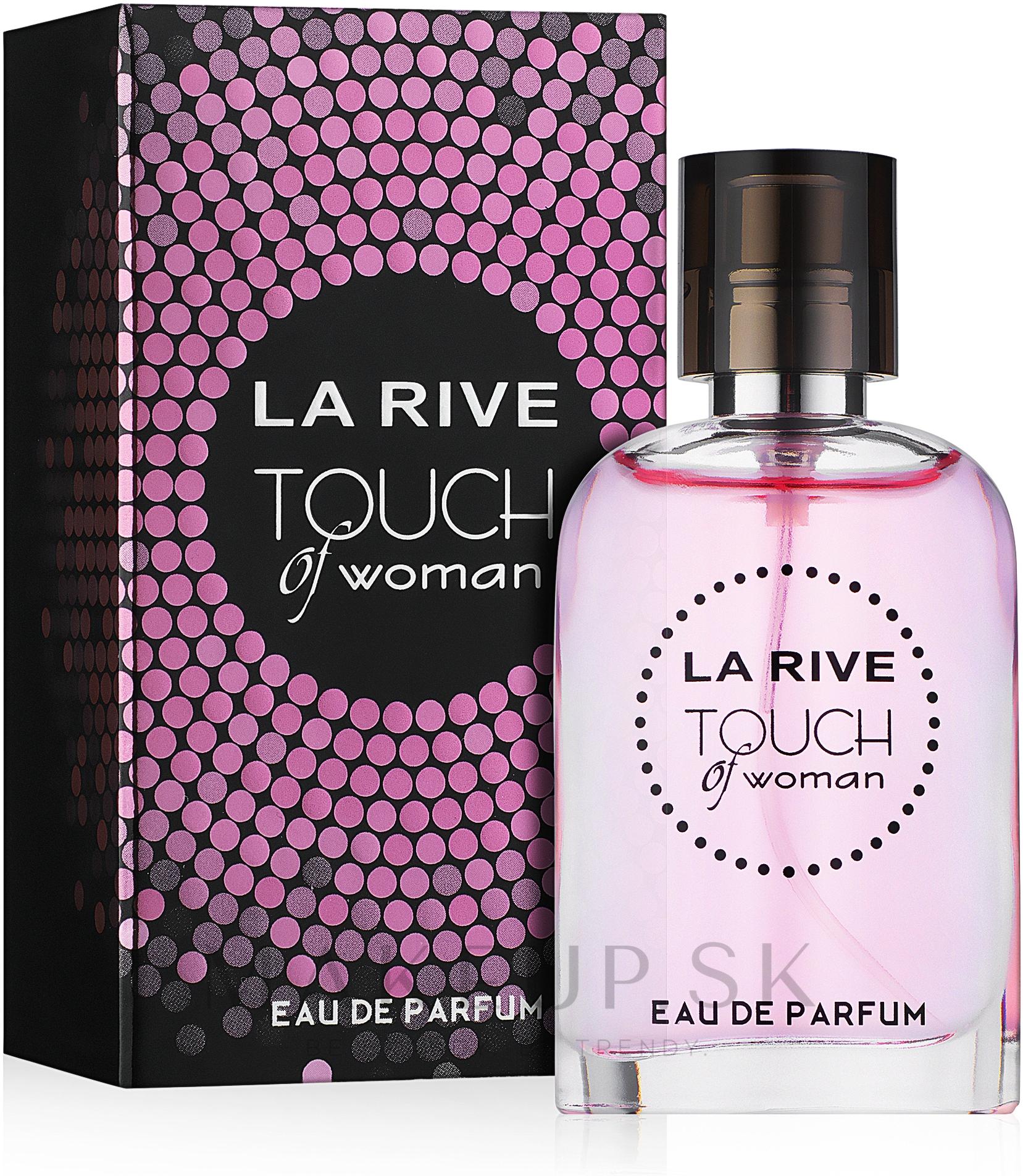 La Rive Touch Of Woman - Parfumovaná voda — Obrázky 30 ml