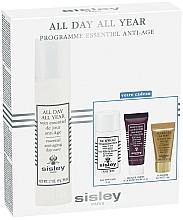 Voňavky, Parfémy, kozmetika Sada - Sisley All Day All Year Discovery Program (f/c/r/50ml+ remover/30ml+f/mask/10ml+f/ser/5ml)