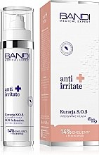 Voňavky, Parfémy, kozmetika Upokojujúci krém na tvár - Bandi Medical Expert Anti Irritate SOS Intensive Soothing Treatment