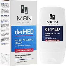 Voňavky, Parfémy, kozmetika Balzam po holení pre veľmi citlivú pokožku - AA Cosmetics Men derMED After-Shave Balm