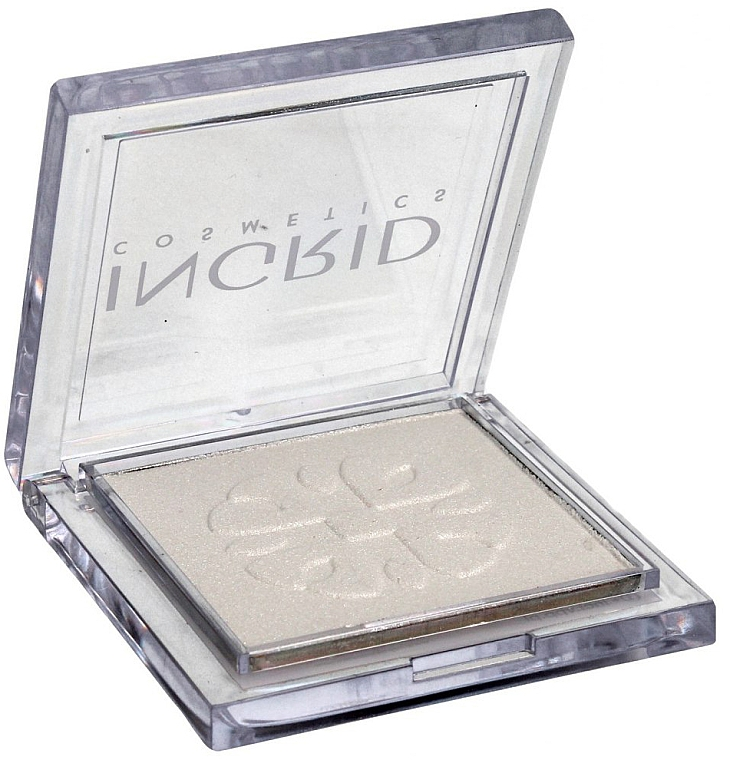 Rozjasňovač na tvár - Ingrid Cosmetics Candy Boom Frozen Sugar Highlighter Powder