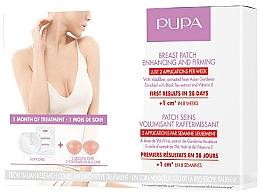 Voňavky, Parfémy, kozmetika Silikónová dámska podprsenka na zväčšenie objemu poprsia - Pupa Breast Patch Enhancing and Firming Set