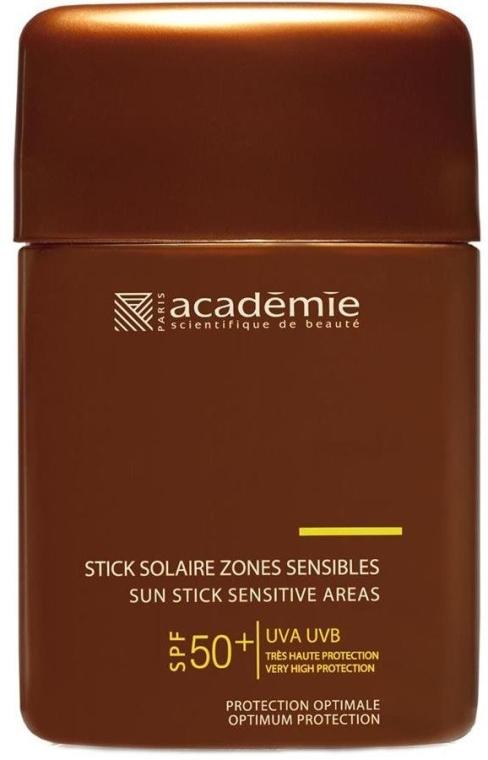 Ochranná ceruzka pre citlivé oblasti - Academie Sun Stick Sensitive Areas SPF 50+ — Obrázky N1