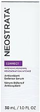 Voňavky, Parfémy, kozmetika Sérum na tvár - Neostrata Correct Antioxidant Defense Serum