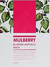 Voňavky, Parfémy, kozmetika Ampulková pleťová maska - A'pieu Mulberry Blemish Ampoule Mask