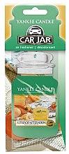 Voňavky, Parfémy, kozmetika Arómatizator do auta - Yankee Candle Car Jar Alfresco Afternoon