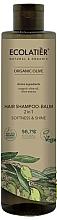 Voňavky, Parfémy, kozmetika Šampón a balzam na vlasy 2 v 1 - Ecolatier Organic Olive Hair-Shampoo Balm