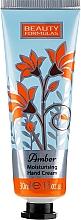 Voňavky, Parfémy, kozmetika Krém na ruky - Beauty Formulas Amber Moisturising Hand Cream