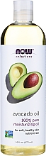 Voňavky, Parfémy, kozmetika Avokádový olej - Now Foods Solution Avocado Oil