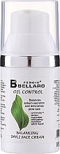 Voňavky, Parfémy, kozmetika Vyvažujúci denný krém na tvár - Fergio Bellaro Oil Control Balancing Daily Face Cream