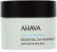 Voňavky, Parfémy, kozmetika Hydratačný krém na normálnu a suchú pleť - Ahava Time To Hydrate Essential Day Moisturizer Normal to Dry Skin