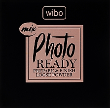 Voňavky, Parfémy, kozmetika Fixačný púder a primer 2 v 1 - Wibo Photo Ready Mix Powder