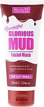 Voňavky, Parfémy, kozmetika Bahenná maska - Beauty Formulas Glorious Mud Facial Mask