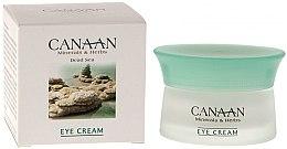 Voňavky, Parfémy, kozmetika Krém pre pleť okolo očí - Canaan Minerals & Herbs Eye Cream