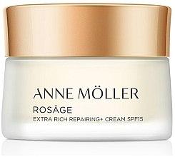 Voňavky, Parfémy, kozmetika Krém na tvár - Anne Moller Rosage Crema Extra Rica Spf15