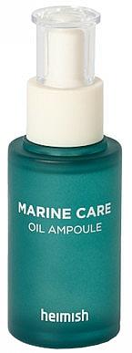 Olejové sérum na tvár s morskými extraktmi - Heimish Marine Care Oil Ampoule