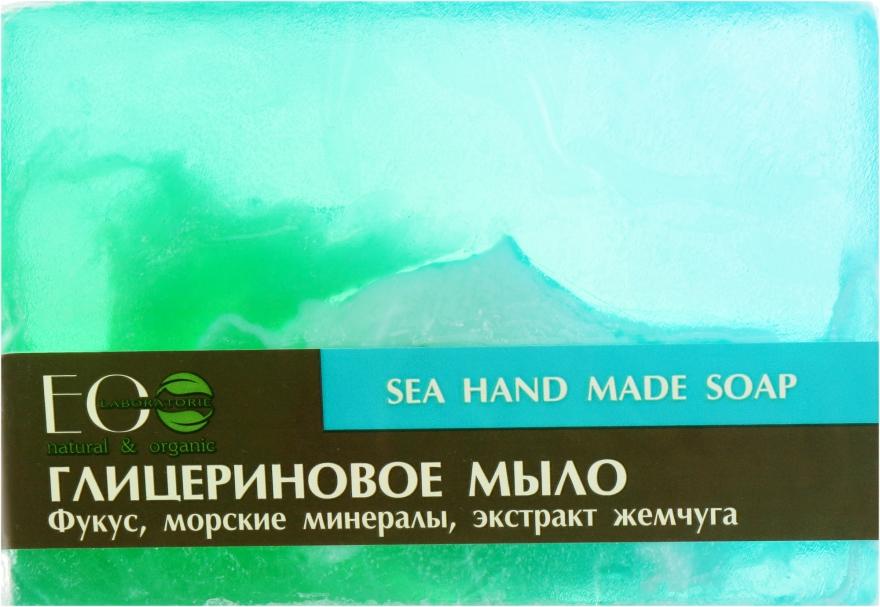 Glycerínové mydlo s morskými minerálmi - ECO Laboratorie Sea Hand Made Soap