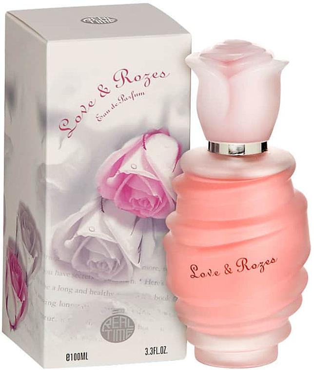Real Time Love & Rozes - Parfumovaná voda