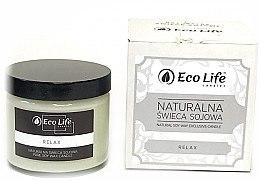"""Voňavky, Parfémy, kozmetika Vonná sviečka """"Relax"""" - Eco Life Candles"""