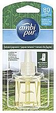 Voňavky, Parfémy, kozmetika Náhradná náplň do osviežovača vzduchu - Ambi Pur Electric Air Freshener Refill Japanese Tatami