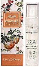 Voňavky, Parfémy, kozmetika Frais Monde Pomegranate Flowers - Toaletná voda