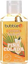 """Voňavky, Parfémy, kozmetika Antibakteriálny čistiaci gél na ruky """"Piňa coláda"""" - Bubble T Pina Colada Hand Cleansing Gel"""