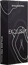 Voňavky, Parfémy, kozmetika Profesionálne kliešte na pokožku, NX-20-8, 8 mm - Staleks Pro Exclusive 20