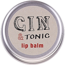 Voňavky, Parfémy, kozmetika Balzam na pery - Bath House Gin & Tonic Lip Balm Lemon & Juniper