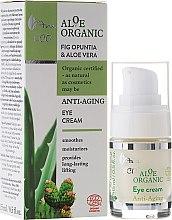Voňavky, Parfémy, kozmetika Očný krém - Ava Laboratorium Aloe Organiic Eye Cream