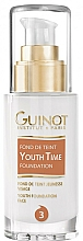 Voňavky, Parfémy, kozmetika Omladzujúci make-up s pumpou - Guinot Fond de Teint Youth Time
