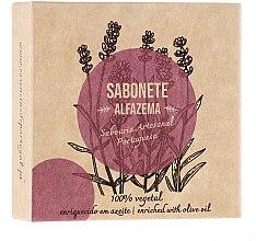 """Voňavky, Parfémy, kozmetika Prírodné mydlo """"Levanduľa"""" - Essencias De Portugal Senses Lavender Soap With Olive Oil"""