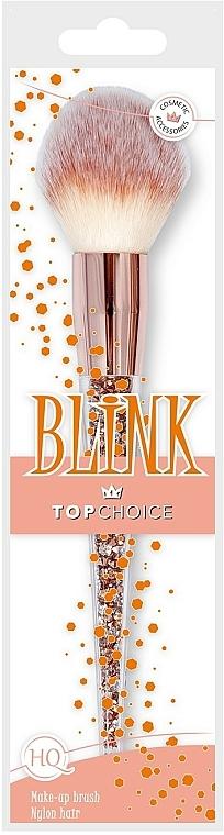 Štetec na púder, 37986 - Top Choice Blink