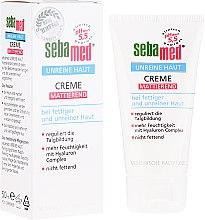 Voňavky, Parfémy, kozmetika Matný krém na tvár náchylný na akné - Sebamed Clear Face Mattifying Cream