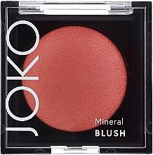 Voňavky, Parfémy, kozmetika Minerálna pečená lícenka - Joko Mineral Blush