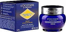 Voňavky, Parfémy, kozmetika Krém na tvár - L'Occitane Immortelle Precisious Cream Facial Moisturizer