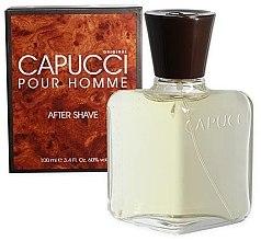 Voňavky, Parfémy, kozmetika Capucci Man - Lotion po holení