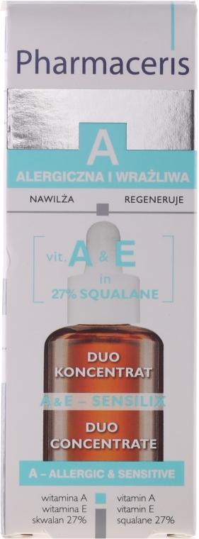 Koncentrát s vitamínom A a E - Pharmaceris Duo Koncentrat A&E — Obrázky N2