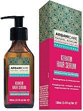 Voňavky, Parfémy, kozmetika Keratínové sérum na vlasy - Arganicare Keratin Repairing Hair Serum