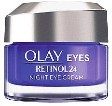 Voňavky, Parfémy, kozmetika Nočný krém na oči - Olay Regenerist Retinol24 Nigh Eye Cream